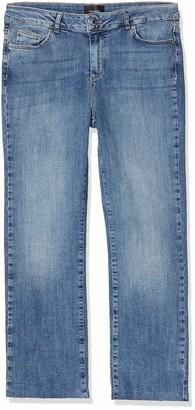 Vero Moda Women's Vmsheila Mr Kick Flare ANK J Ba3114 Noos Jeans