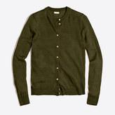 J.Crew Factory Merino wool Caryn cardigan sweater