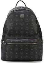 MCM 'Stark' medium backpack - women - PVC - One Size