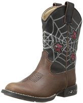 Roper Light Up Spiders Western Boot (Toddler/Little Kid)