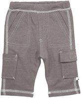Baby Soy Fleece Cargo Pants (Baby) - Thunder-18-24 Months