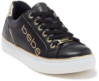 Bebe Celise Brand Logo Low Top Sneaker