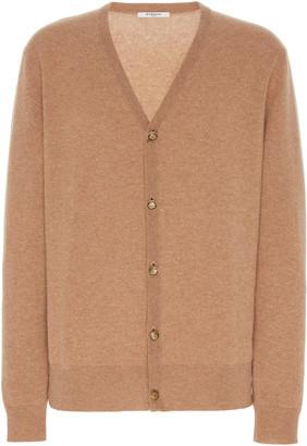 Givenchy Logo-Button Cashmere Cardigan