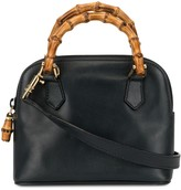 Gucci Pre Owned Bamboo Line mini 2way bag
