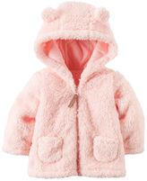 Carter's Sherpa Hooded Jacket