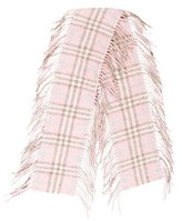 Burberry Merino Wool-Blend Check Scarf