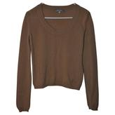 Max Mara Beige Cashmere Knitwear