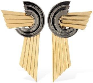 Leda Madera Lvr Exclusive Meryl Clip On Earring