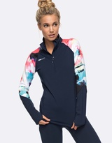 Roxy Womens Keep It Warm 2 Long Sleeve Top