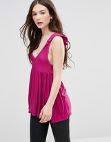 French Connection Lyndsey Sleeveless Swing Top