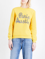 Claudie Pierlot Travel jersey sweatshirt