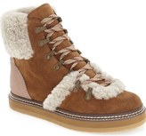 See by Chloe 'Eileen' Genuine Shearling Boot