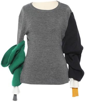 Enfold Multicolour Wool Knitwear