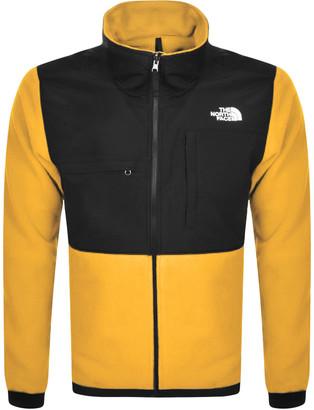 The North Face Denali Fleece Jacket 2 Yellow
