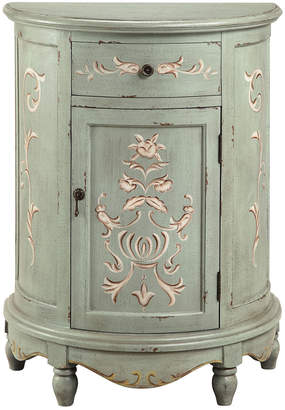Stein World Lucille 1-Door 1-Drawer Cabinet