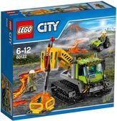Lego City Volcano Explorers Volcano Crawler