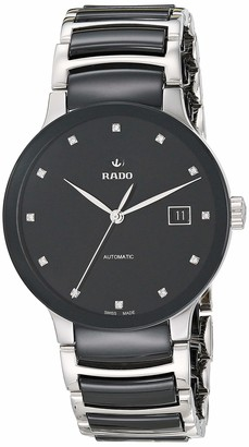 Rado Unisex Centrix Diamond Swiss Automatic Watch