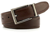 Roundtree & Yorke Big & Tall Resa Leather Belt
