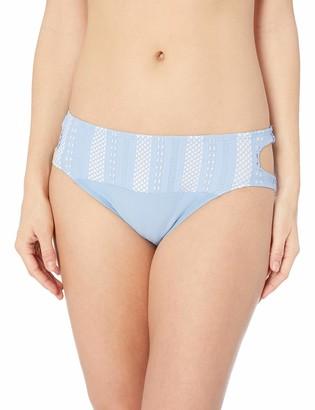 Ella Moss Women's Keyhole Swimsuit Bikini Bottom