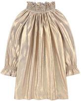 Bonpoint Metalized dress