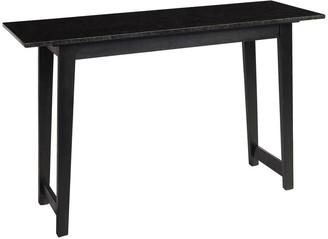 Morgan Granite Console Table