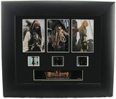 "Disney Disney's Pirates of the Caribbean: At World's End Wood Framed Movie Film Cell Plaque 13"" x 11"""