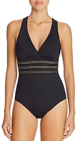 LaBlanca La Blanca Nailed It Maillot One Piece Swimsuit