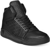 GUESS Men's Brice High-Tops
