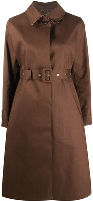 MACKINTOSH Roslin belted trench coat
