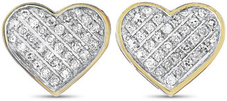 Non Branded Lb Exclusive 14K 0.15 Ct. Tw. Diamond Earrings