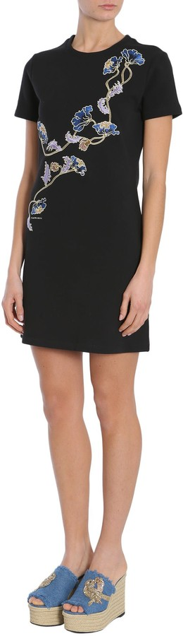 Thumbnail for your product : Carven Short Sleeve Dress