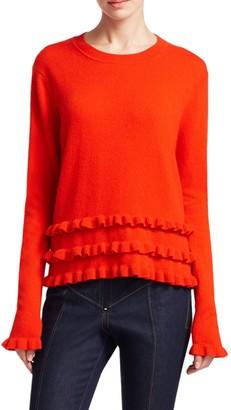 Cinq a Sept Womens Tous Les Jours Savanna Cashmere Sweater