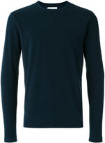 Officine Generale plain sweatshirt - men - Cotton/Polyester - L