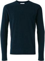Officine Generale plain sweatshirt - men - Cotton/Polyester - M