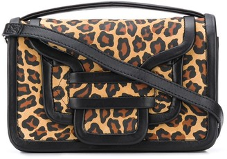 Pierre Hardy Alpha leopard print tote bag