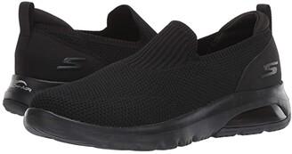 SKECHERS Performance Go Walk Air - 54490 (Black) Men's Shoes