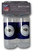 Baby Fanatic NFL 2 Pack Bottles (Discontinued by Manufacturer)