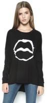Lauren Moshi Pandora L/S Pullover in Black