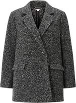 Miss Selfridge Petites Grey Duster Jacket