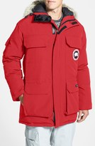 Canada Goose Men's 'Expedition' Relaxed Fit Down Parka