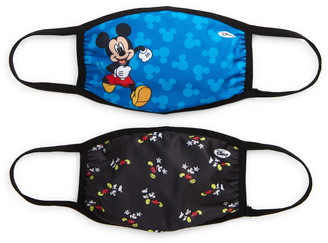 Disney Assorted 2-Pack Kids' Mickey Mouse Face Masks