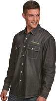 Antigua Men's Oregon Ducks Chambray Shirt