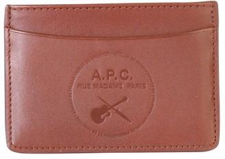 A.P.C. Andre Guitare Poignard Cardholder