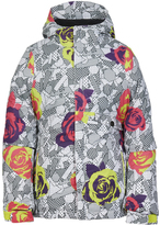 686 Fuchsia Floral Wendy Insulated Jacket - Girls