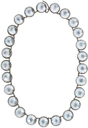 Larkspur & Hawk Olivia Button Riviere necklace
