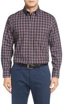 Nordstrom Smartcare(TM) Regular Fit Check Sport Shirt (Big)