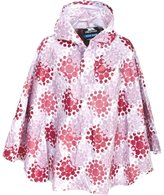Trespass Childrens Girls Fairy Waterproof Poncho Jacket