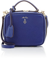 Mark Cross Women's Laura Baby Camera Bag-BLUE