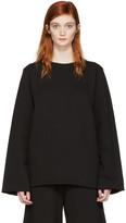 MM6 MAISON MARGIELA Black Basic Pullover