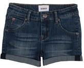 Girl's Hudson Kids Roll Cuff Jean Shorts